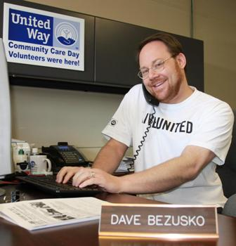 About United Way of Logan County Ohio- Dave Bezusko