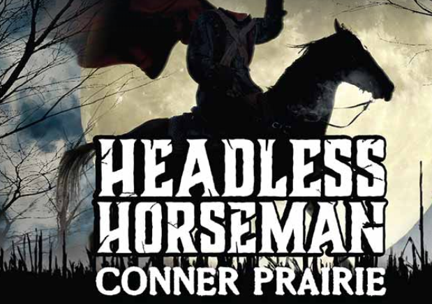 headless horseman at conner prairie
