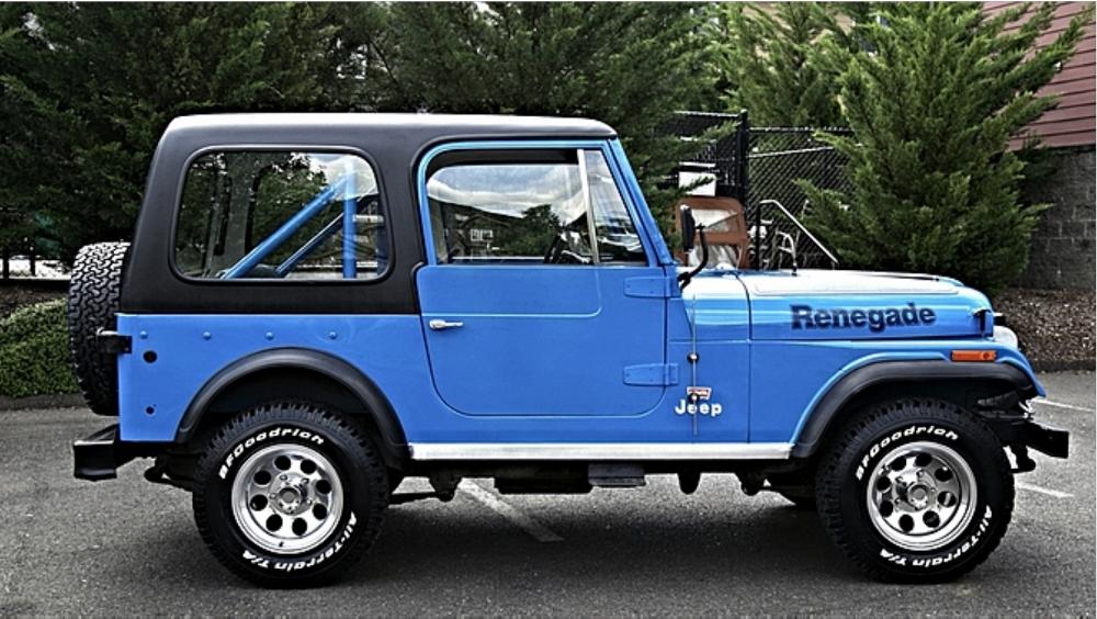1987 Jeep CJ7