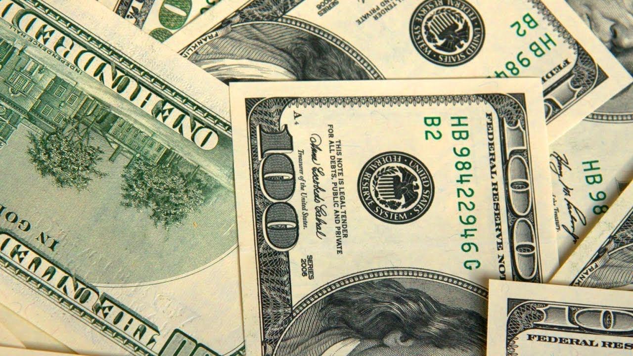 American $100 bills