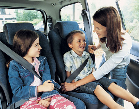 New York State Law Requires All Children Under The Age Of Four To Ride In Safety Seats