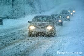 Washington Winter Driving