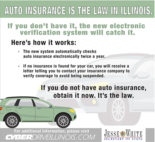 Secretary of State Jesse White Launching Electronic Automobile Insurance Verific