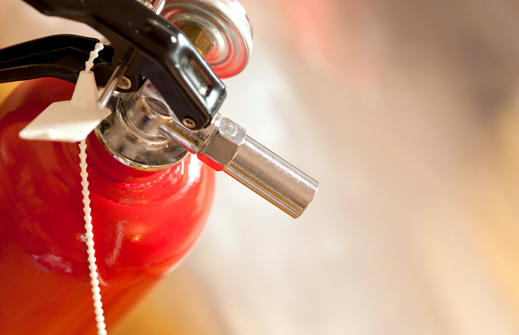 fire extinguisher home