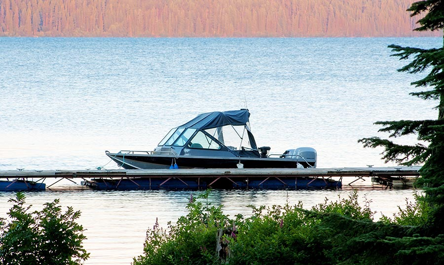 Buying a Boat Sparks Insurance Kenosha WI