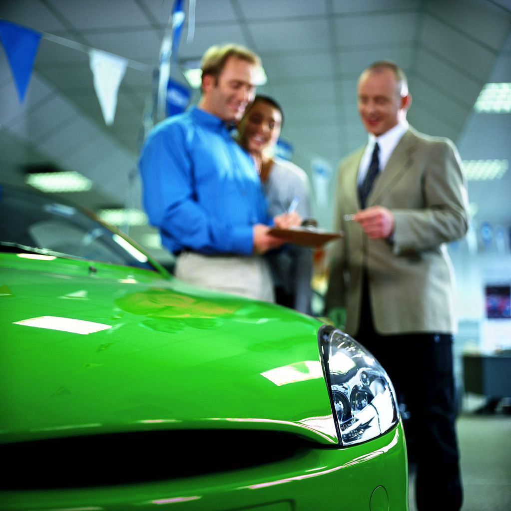 Buying a new car can be exciting, but make sure you're fully protected before you drive it off the lot