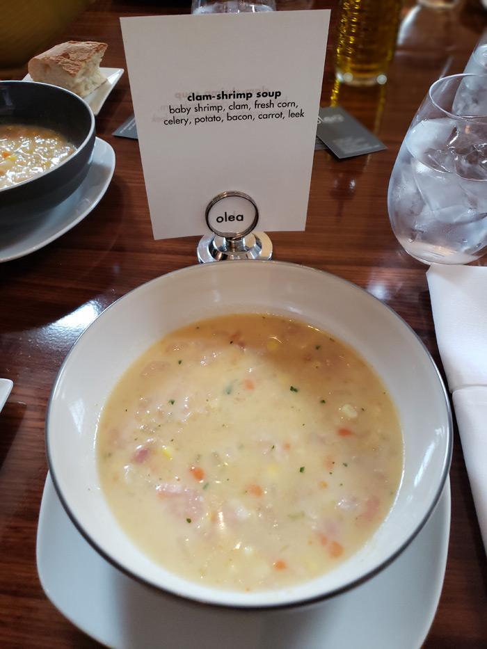 Olea soup